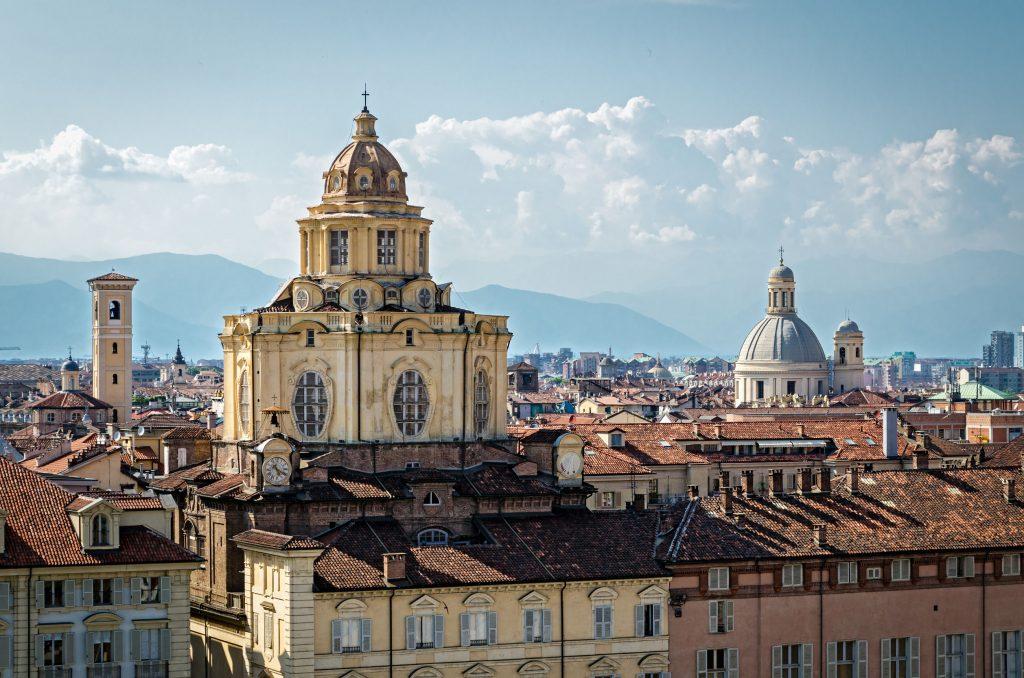Tetti di Torino