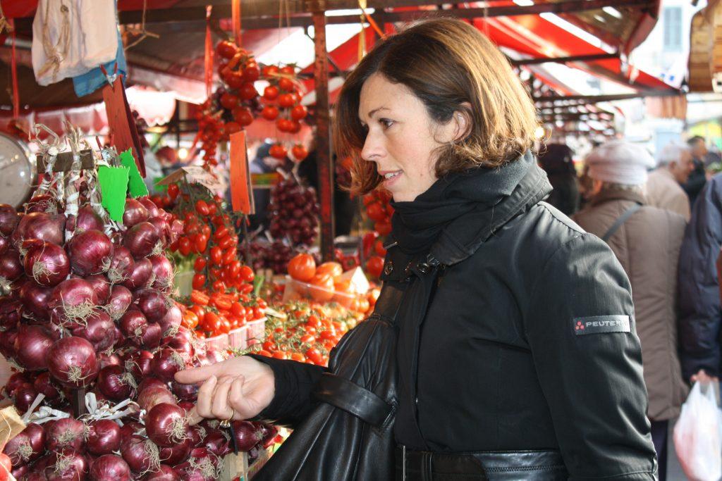 Mercato di Porta Palazzo a Torino