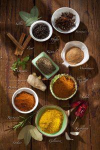 Cucinare con le spezie ce lo insegna sandra salerno - Cucinare con le spezie ...