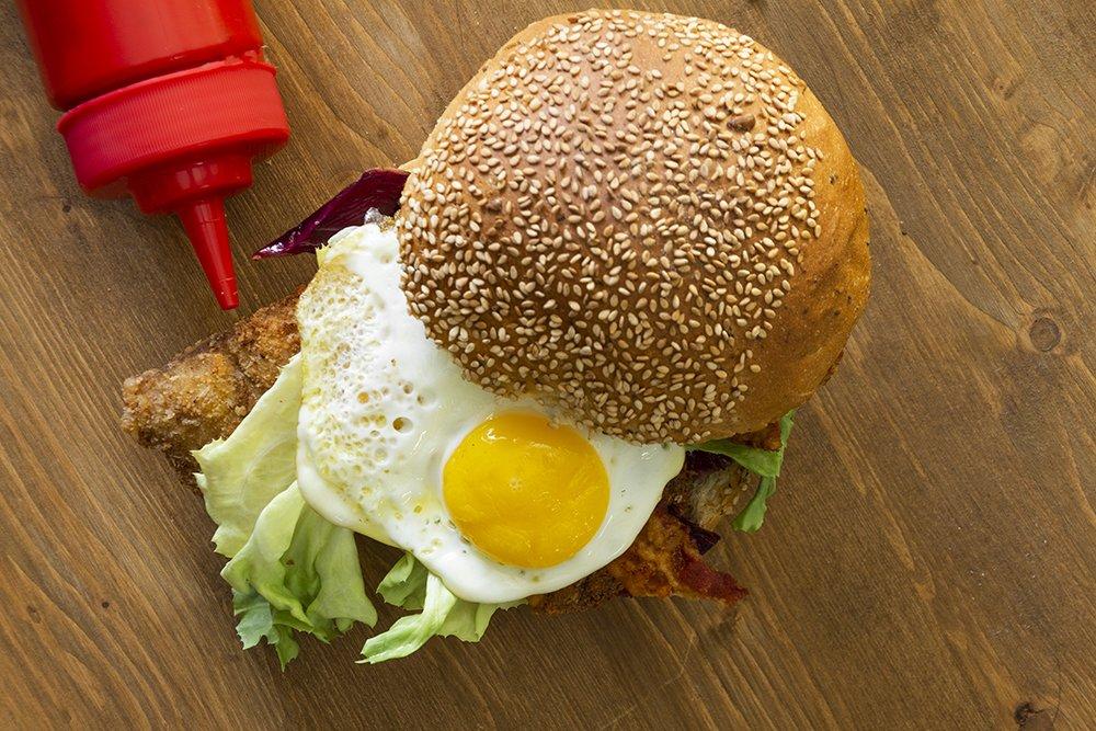 Hamburger cotoletta