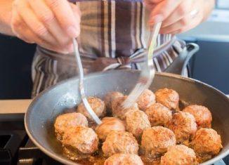 cucinare polpette