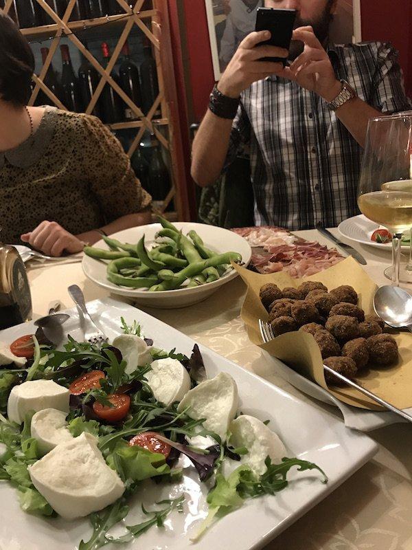 trattoria ferrelli a milano