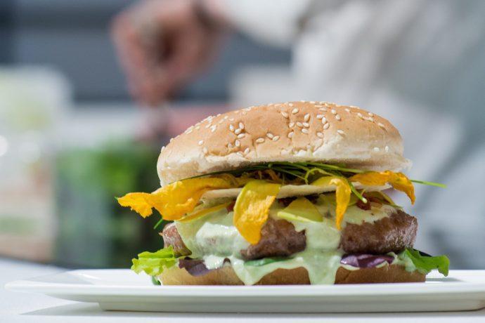 hamburger di vitello nicola ferrelli