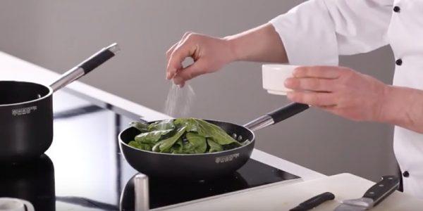 cuocere le bietole