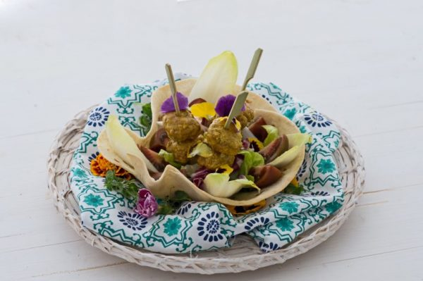 polpette al curry di carlo molon