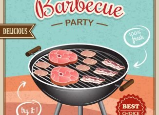 bbq party hoot carne di vitello alla griglia carn