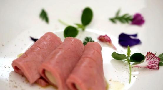 carne di vitello tonnato guido ristorante