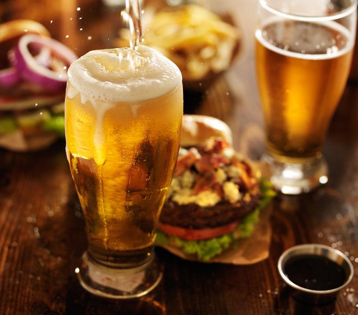 abbinamento birra cibo