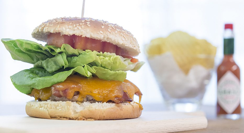 Hamburger Classico Charlie Pearce