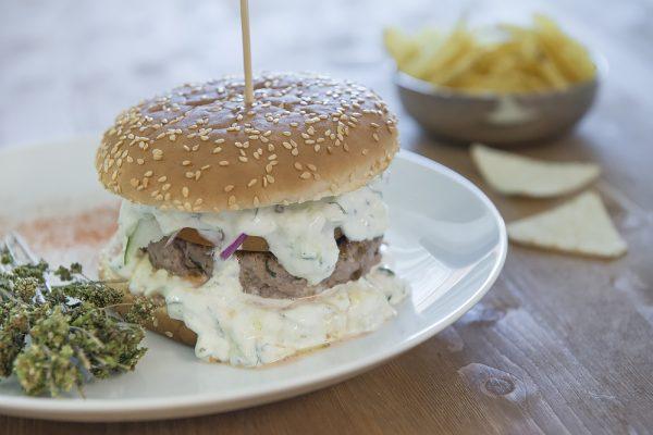 Hamburger Greco Charlie