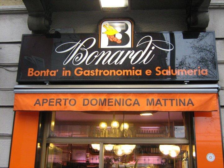 Gastronomie Milano Bonardi