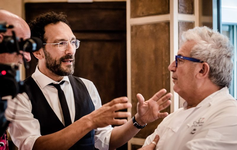 Federico Quaranta e Igles Corelli