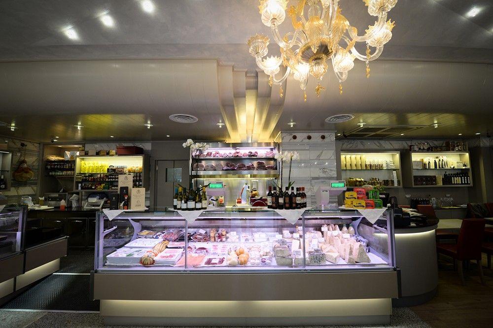 Gastronomie Milano Il nuovo Principe