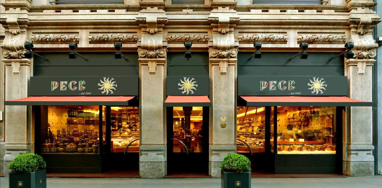 Gastronomie Milano Peck