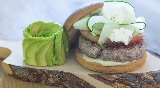 Hamburger gluten free charlie pearce