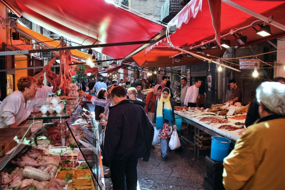 Street food Palermo quinto quarto