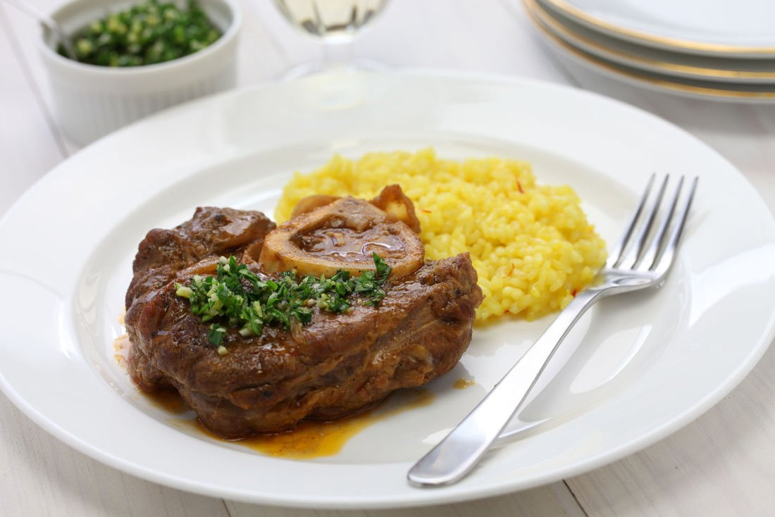 ricetta ossobuco come cucinare ossobuco di vitello alla milanese