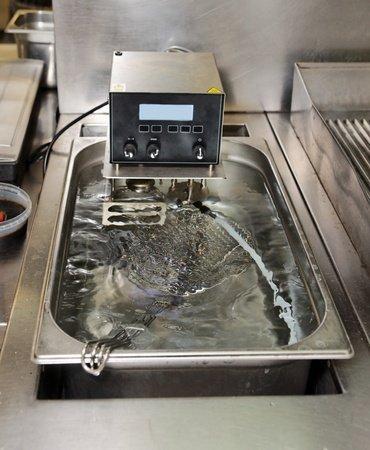 macchina per cuocere a bassa temperatura roner