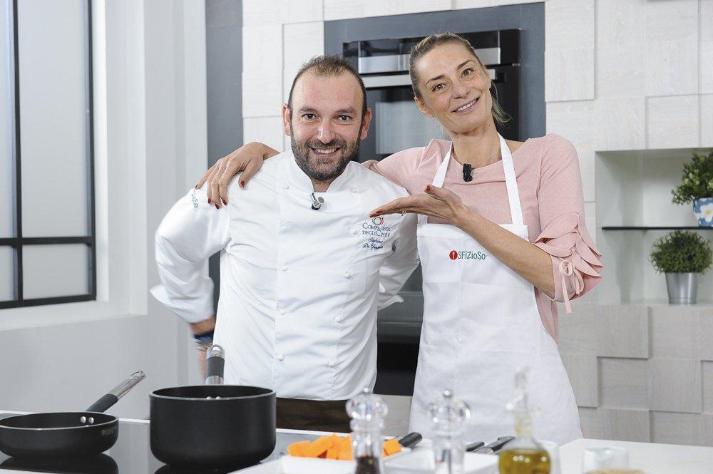 Maurizia Cacciatori e Stefano De Gregorio Sfizioso 5