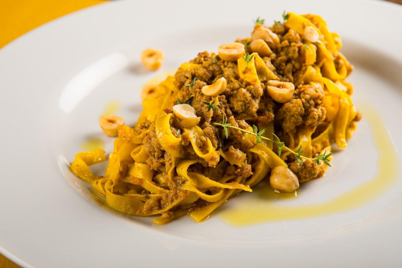 Dove mangiare a roma trattoria pennestri for Mangiare tipico a roma
