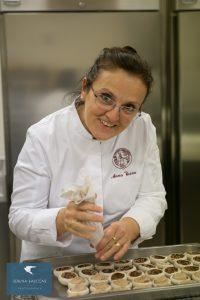 Anna Mastroianni Vicina - ristorante Casa Vicina