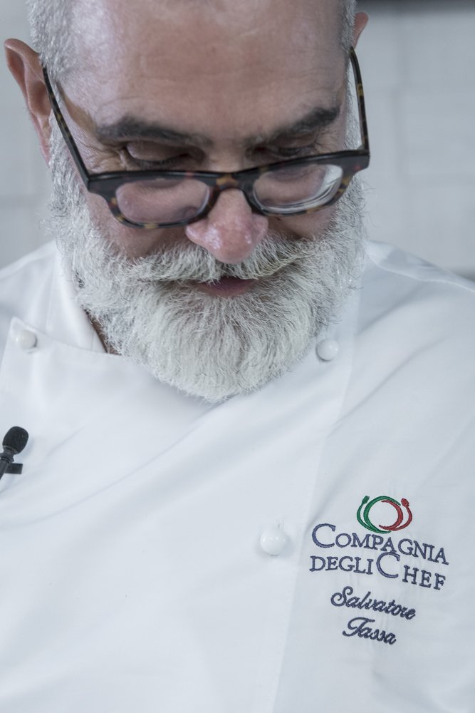 Salvatore Tassa chef stellato