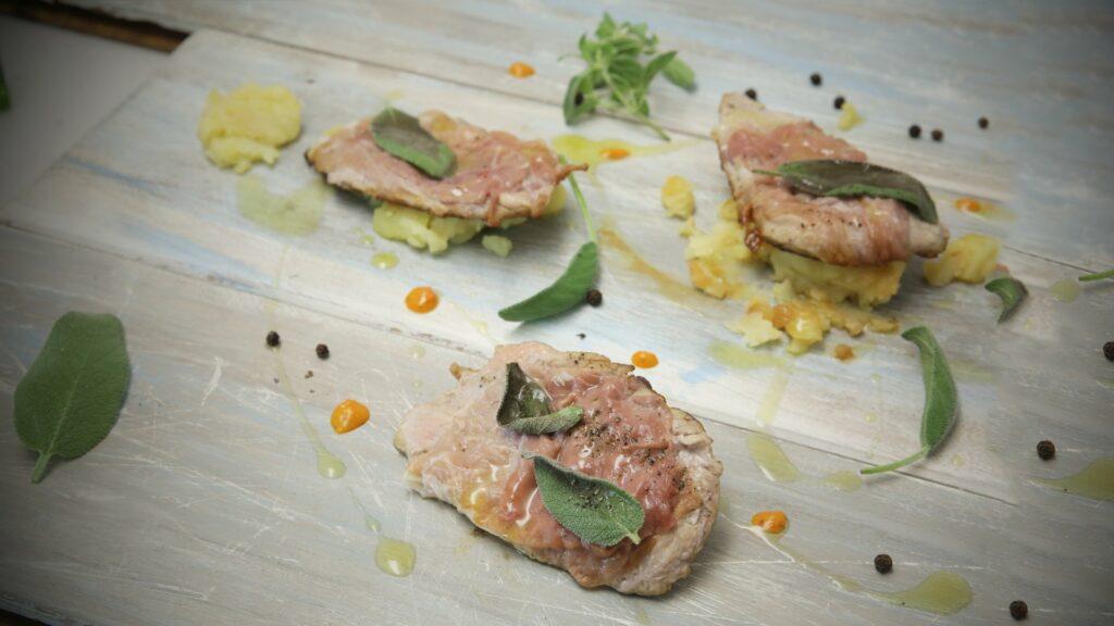 saltimbocca alla romana ricetta nicola batavia