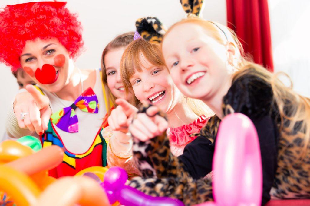 festa carnevale per bambini