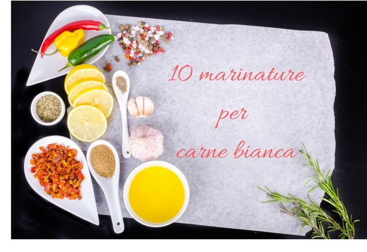 10 idee di marinature per carne