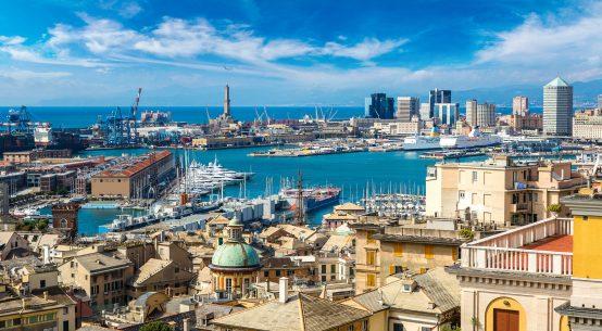 Genova dove mangiare cosa vedere