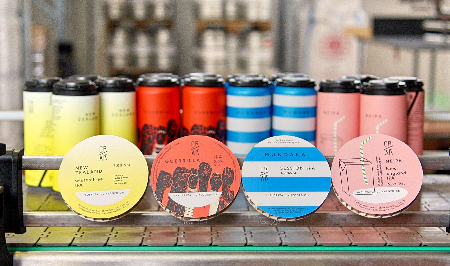 Crak Brewery - birre artigianali
