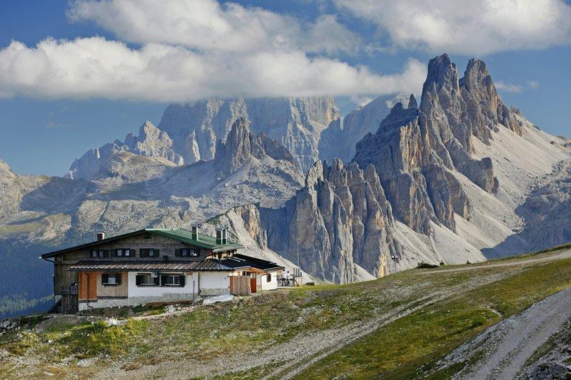cucina di montagna cortina