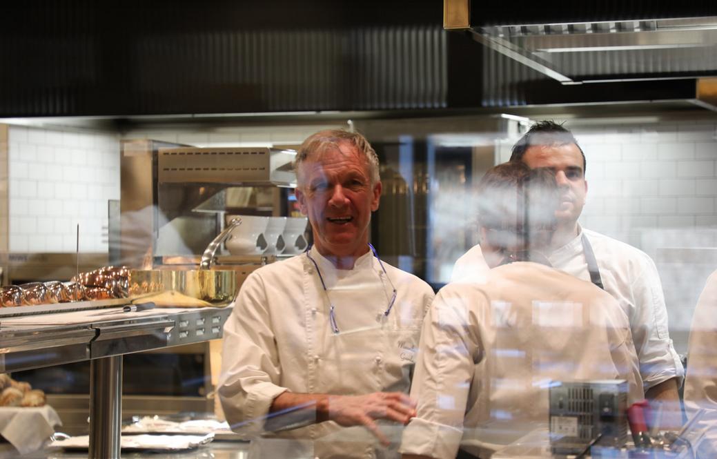 Campamac Osteria di Livello - Barbaresco (CN) - Patron Maurilio Garola - Chef Alessandro Capalbo - Carciofo croccante con animelle di vitello