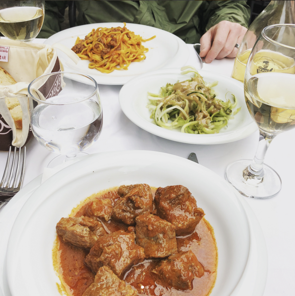 Dove mangiare kosher a roma