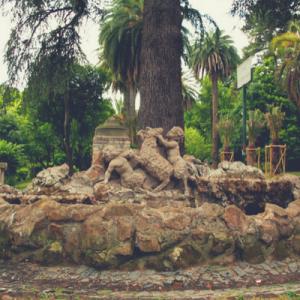villa sciarra dove fare picnic a roma