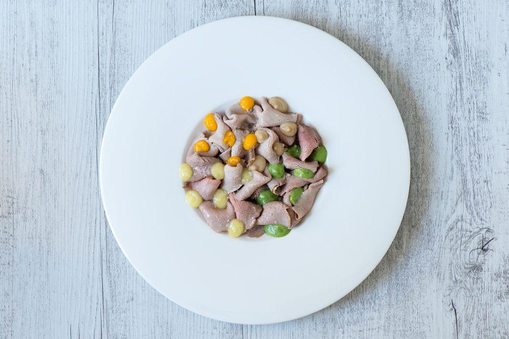 vitello tonnato ricetta 4 stagioni