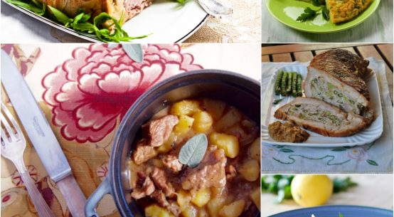 Le 10 ricette che vi sono piaciute di più
