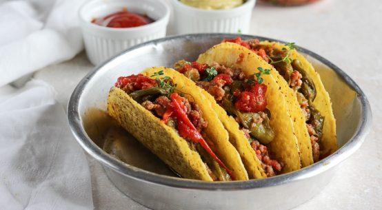 Tacos di vitello Felicia sangermano