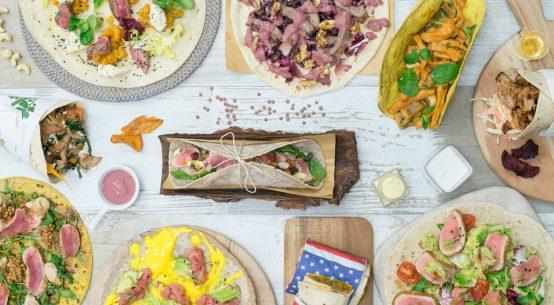 10 ricette per fare un'indigestione di wrap