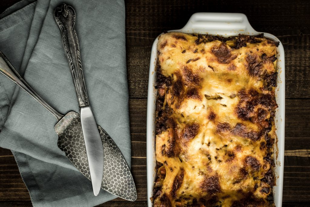 La lasagna perfetta