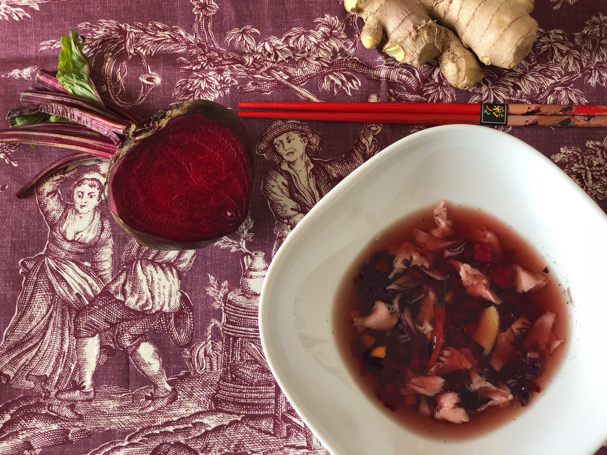 zuppa thai