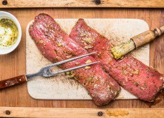 come marinare la carne