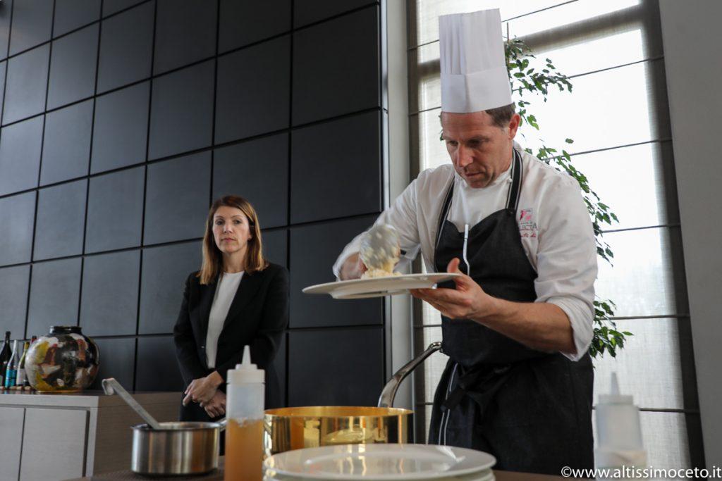Terry Giacomello chef Inkiostro