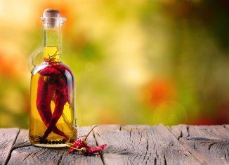 Come fare l'olio aromatico2