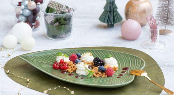 Cheesecake ricette natale Marcello Valentino