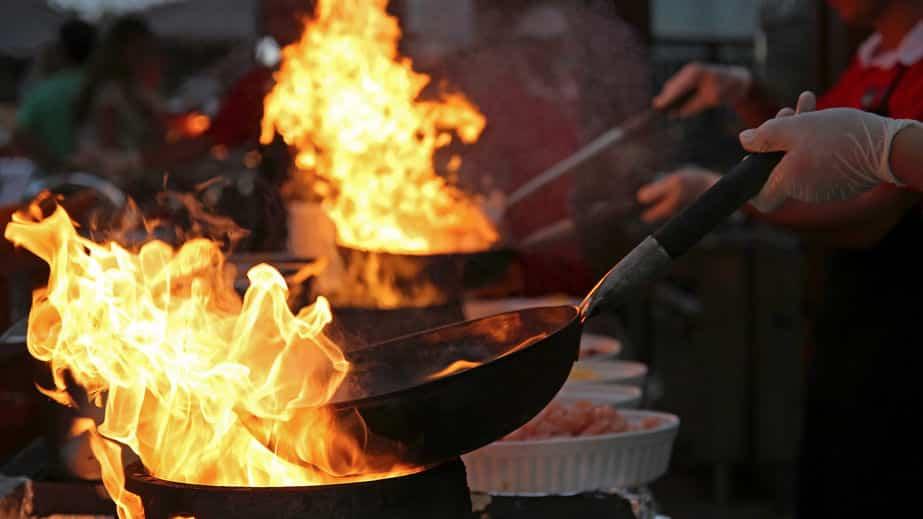 cucinare carne in padella