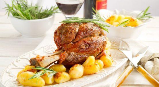 stinco di vitello taglio di carne