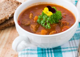 ricetta goulasch