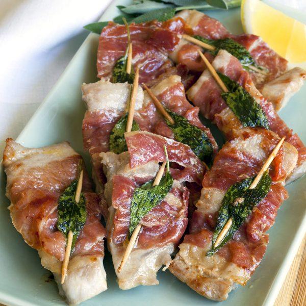 saltimbocca alla romana ricetta originale