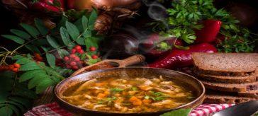 zuppa di trippa alla napoletana